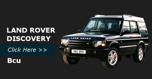 Range Rover & Land Rover Electronic Repair Diagnostics